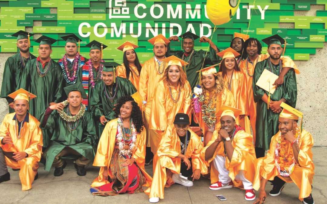Civicorps' June 2017 Graduation Featured in the East Bay Times