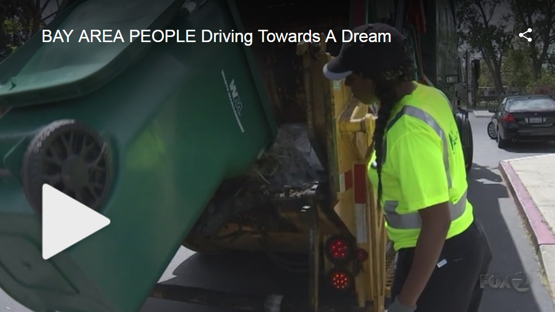 Driving Towards a Dream – KTVU