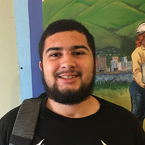 Corpsmember of the Quarter: William Cordova
