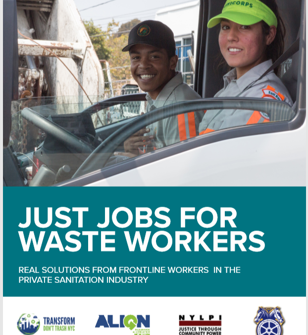 Just Jobs for Waste Workers featuring Civicorps
