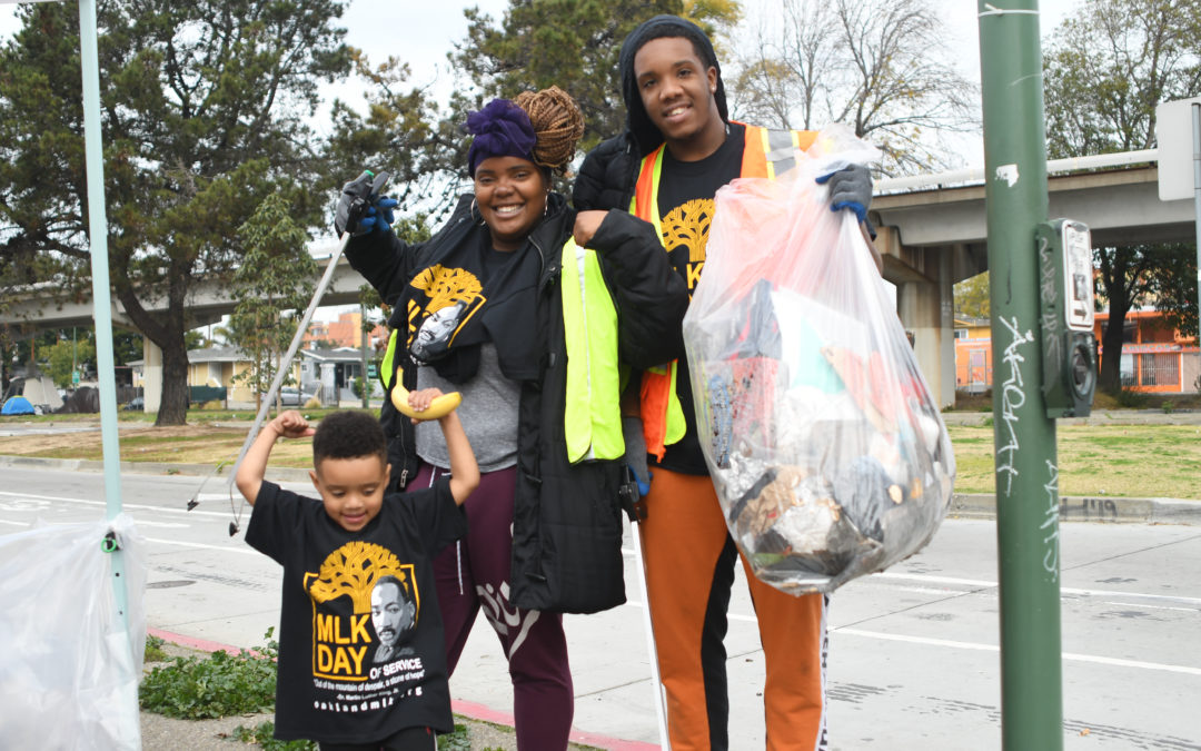 MLK 25th Annual Day of Service