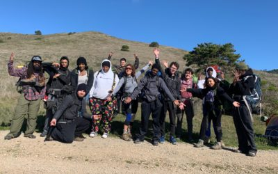 Backpacking and Camping in Point Reyes